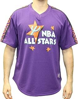 Mitchell & Ness NBA All-Star 1995 East NBA Men's Mesh Jersey Shirt - Purple