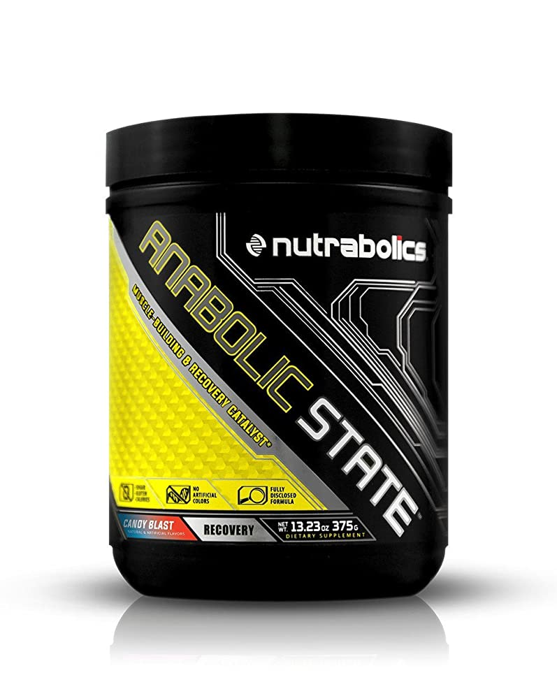Nutrabolics Anabolic State Candy Blast 375g (30 Servings)