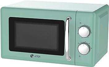 Microondas vintage básico colores pastel (Verde menta)