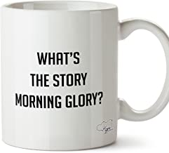 Hippowarehouse What's The Story Morning Glory? Printed Mug Cup Ceramic 10oz