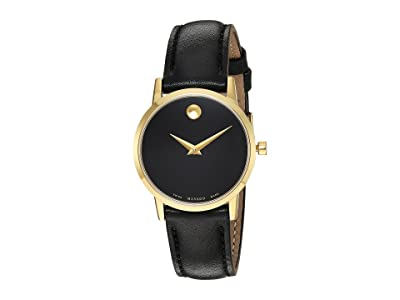 Movado Core Museum Classic 0607275 (Gold Plated) Watches