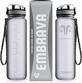 Explore water bottles for workouts