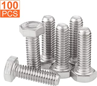 105 Pcs Crib Screws Acrux7 Zinc Plated Crib Replacement Screws Hex Drive Socket Cap Furniture Barrel Screws Bolt Nuts for Furniture Chairs Baby Bed M6 x 35mm//45mm//55mm//65mm//75mm