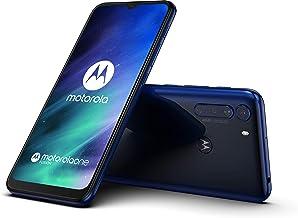 "Motorola One Fusion (128GB, 4GB) 6.5"", 48MP Quad Camera, 5000mAh Battery, Dual SIM GSM Unlocked..."