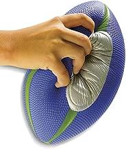 Diggin Squish Soft Kids Football. Easy Grip Foam Ball. Outdoor Indoor Sports Toy