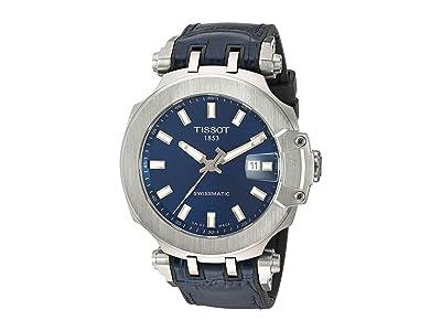 Tissot T-Race Swissmatic T1154071704100 (Blue) Watches
