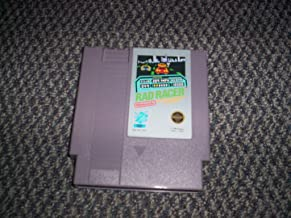 NES Rad Racer Video Game - USED