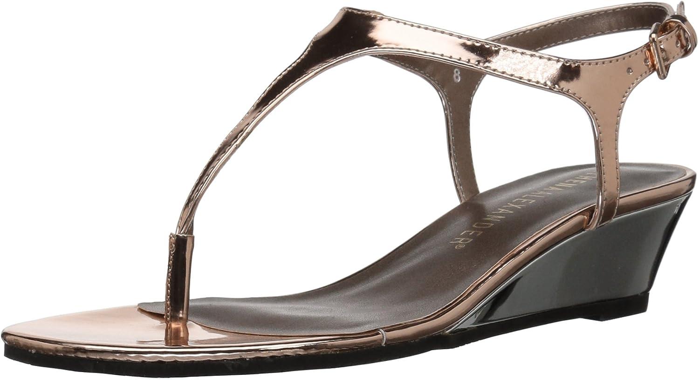 Athena Alexander Womens Lunna Wedge Sandal