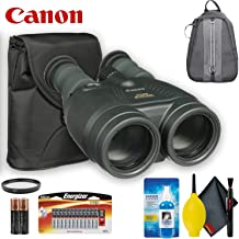 Canon 15x50 is All-Weather Image Stabilized Binocular Standard Accessory Bundle