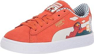 PUMA Kids' Sesame Street Suede Sneaker