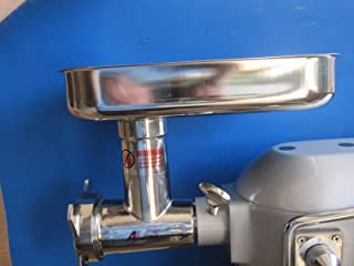 STAINLESS STEEL Meat Grinder Attachment Hobart Univex Mixer