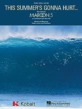 Maroon 5 - This Summer's Gonna Hurt - Sheet Music Single