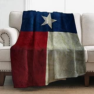 Best texas flag plush blanket Reviews