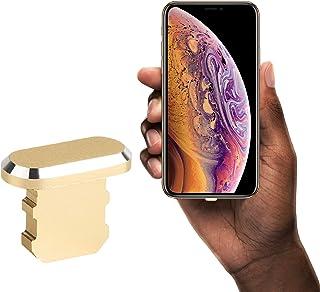 innoGadgets Enchufe de protección contra el Polvo Compatible con el iPhone 7/8/X/Xs/Xr/11/11Pro/SE/12/12Pro | Enchufe de p...