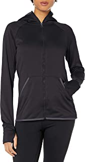 Hanes Sport Women's Performance Fleece Full Zip Hoodie