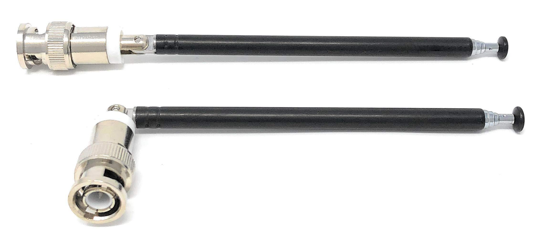onlineservice usa Telescopic Antennas Connectors Portable