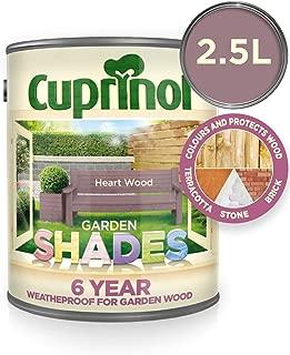 Cuprinol 5282515 Garden Shades Exterior Woodcare, Heart Wood
