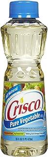 Crisco Pure Vegetable Oil, 16 oz