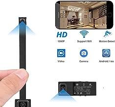 OHPA Mini Spy WiFi Hidden Camera,Portable Home mini Spy Camera,1080P HD Spy Cam with  Motion Detection