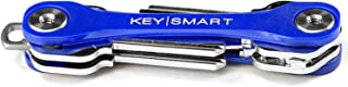 KeySmart Lite - Compact Key Holder and Keychain Organizer (up to 8 Keys)