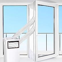 HOOMEE Raamafdichting voor Mobiele Airconditioners, Airconditioners, Wasdrogers, Afzuigluchtdrogers - Heteluchtstop voor B...