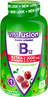 Vitafusion Extra Strength B12 Gummies