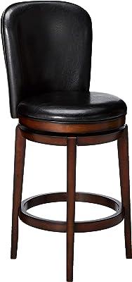 Amazon Com Boraam 40224 Bar Stool With Nailhead Trim 24