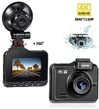 Best dual camera dash cam with parking mode Reviews