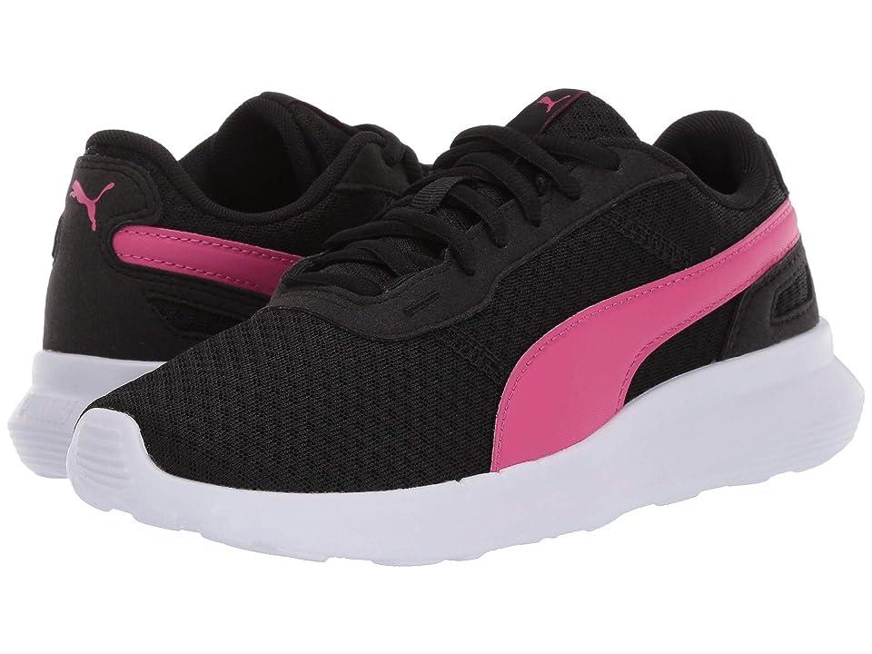 Puma Kids ST Activate (Big Kid) (Puma Black/Fuchsia Purple) Kids Shoes