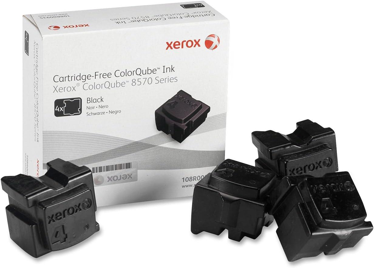 Xerox Colorqube 8570 108R00930 Black ink, (4 Sticks)