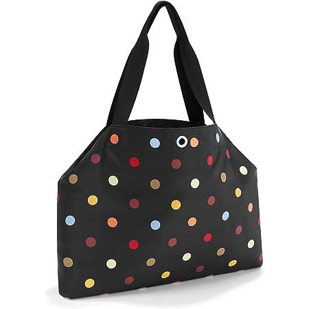 Reisenthel CH7009 Changebag Dots, Polyester, schwarz, 49 x 49 cm