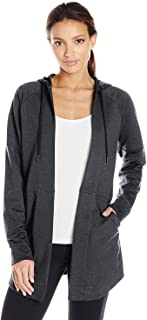 adidas Women's Long Sleeve Cover Up Hoodie