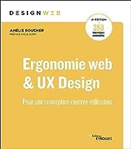 Livres Ergonomie web et UX Design, 4e édition: Pour des sites web efficaces PDF