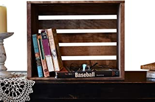 Darla'Studio 66 Rustic Wood Crate