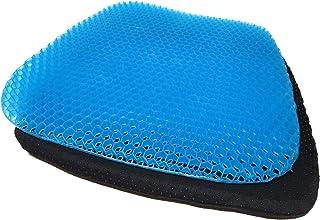 【正規販売】 relaxheal ゲルクッション 椅子 お尻が痛くならない 座布団 車 クッション 無重力 ジェル 大きい 40×45cm