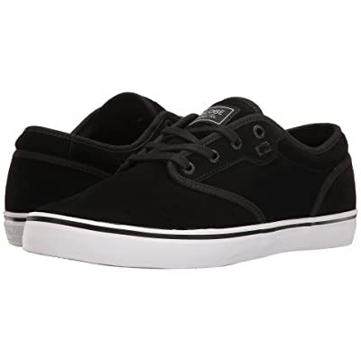Globe Motley (Black Suede) Men