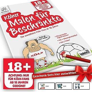 Kölner Malbuch für Beschränkte | Alle Düsseldorf- M&