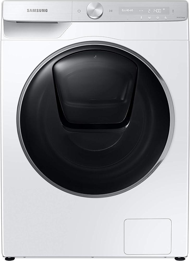 Samsung elettrodomestici lavatrice 9 kg quickdrive, ai control, 1400 giri classe e a+++ WW90T954ASH/S3