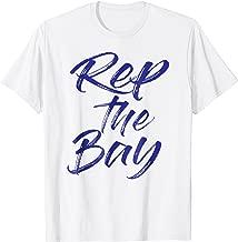 Rep The Bay T Shirt Oakland Shirt