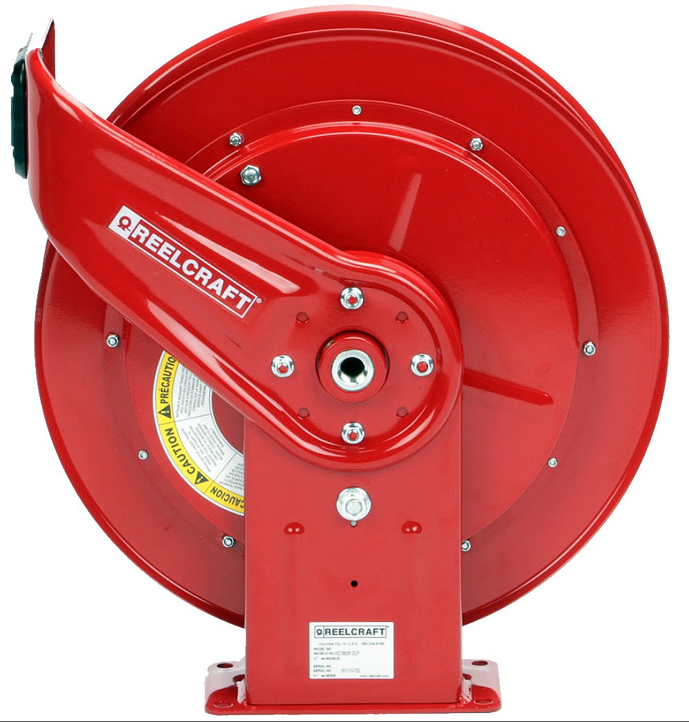 Reelcraft PWD76005 Branded goods OHP Heavy Free Shipping New Duty Reel Hose Retractable Spring