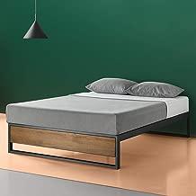 Zinus Suzanne 14 Inch Platform Bed without Headboard, Queen