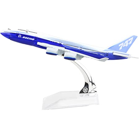 Collectible 1:400 Boeing 787 Alloy Aircraft Model Airplane Toys Gifts For Kids