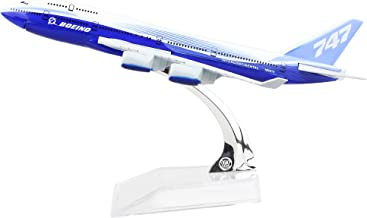 24-Hours Boeing 747 Alloy Metal Airplane Models Die-cast 1:400