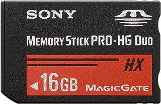 Sony 16 GB PRO-HG Duo HX Memory Stick MSHX16A (Black)