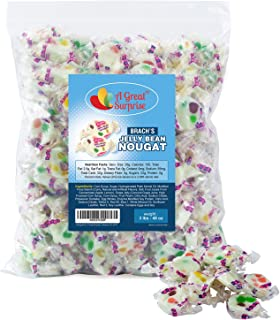 Best white nougat candy with jelly Reviews