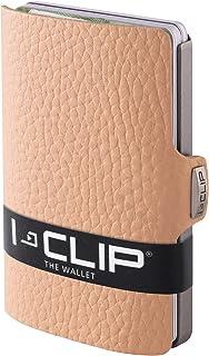 I-CLIP ® Portafoglio Pure Crema (Disponibile In 5 Versioni)
