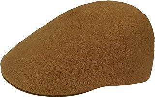 قبعة Kangol رجالية من الصوف 507 بدون خياطة
