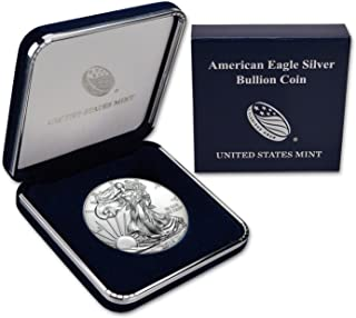 2016 Silver Eagle In US Mint Gift Box $1 Brilliant Uncirculated
