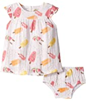 Popsicle Muslin Dress (Infant)