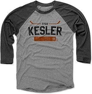 500 LEVEL Ryan Kesler Shirt - Vintage Anaheim Hockey Raglan Tee - Ryan Kesler Athletic